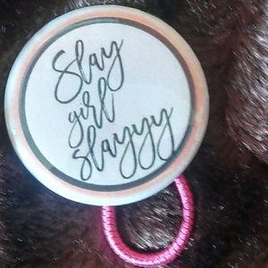 Accessories - Slay Girl Slayyy Ponytail Holder